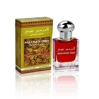 Al Haramain Perfume oil Oudi 15ml