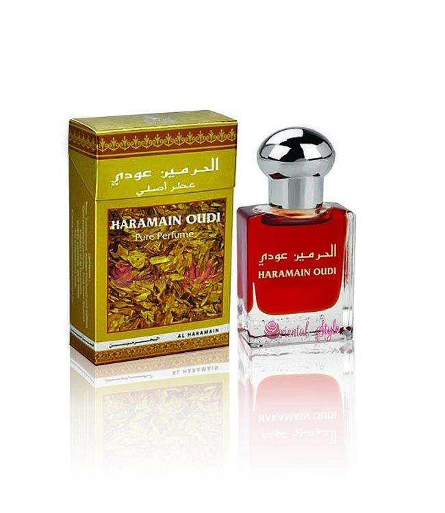 Al Haramain Concentrated Perfume Oil Oudi - Perfume free from alcohol
