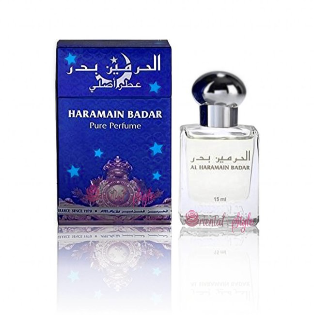 Al Haramain Parfümöl Haramain Badar 15ml