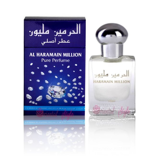 Al Haramain Perfume oil Million by Al Haramain 15ml