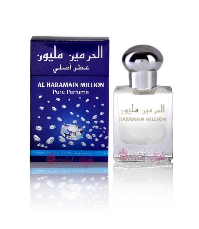 Al Haramain Konzentriertes Parfümöl Million - Parfüm ohne Alkohol