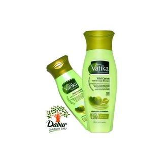 Vatika Dabur Naturals Wild Cactus Anti Breakage Shampoo (200ml)