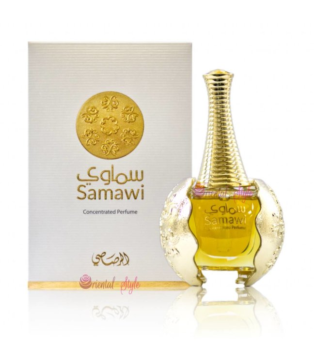 Rasasi Parfümöl Samawi  20ml - Parfüm ohne Alkohol