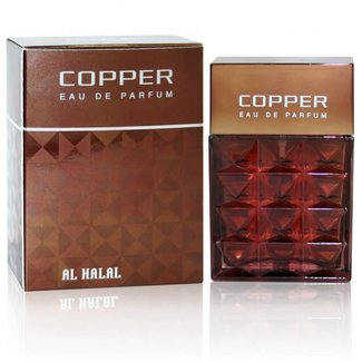 Al Haramain Copper Eau de Parfum 100ml Perfume Spray