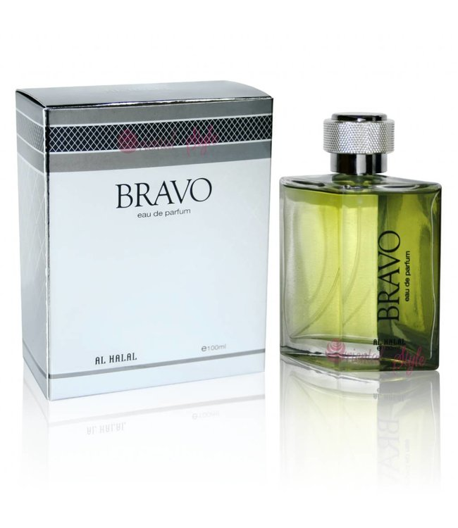 Al Haramain Parfüm Bravo Eau de Parfum 100ml Spray