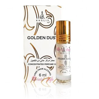 Khalis Perfume oil Golden Dust 6ml