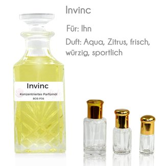 Perfume oil Invinc