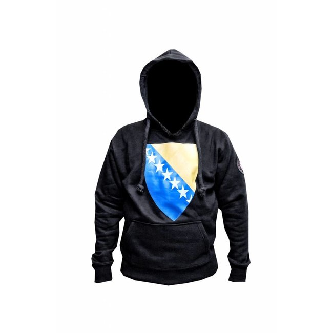 Sweatshirt Hooded Bosnia