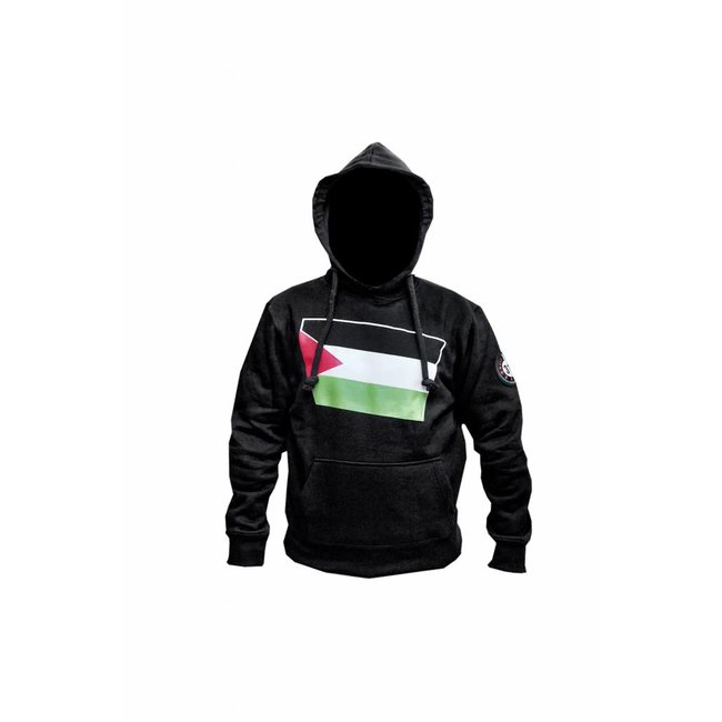 Sweatshirt Hooded Palestine