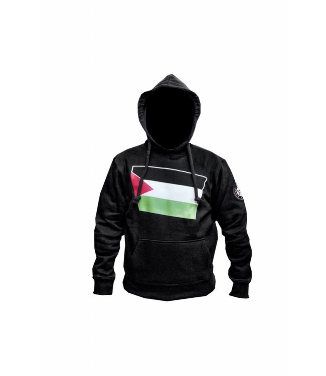 Sweatshirt Hooded Palestine