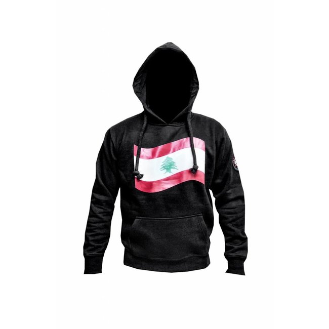 Sweatshirt Hooded Lebanon