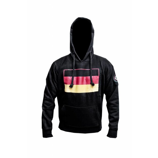 Sweatshirt Hooded Hoodie German Flag