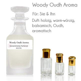Oriental-Style Perfume Oil Woody Oudh Aroma