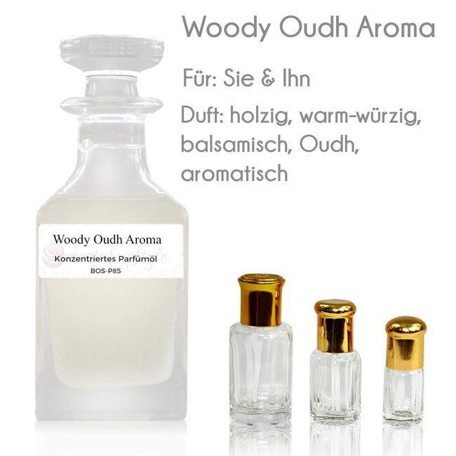 Sultan Essancy Perfume Oil Woody Oudh Aroma