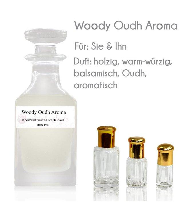 Sultan Essancy Woody Oudh Aroma  Parfümöl - Parfüm ohne Alkohol