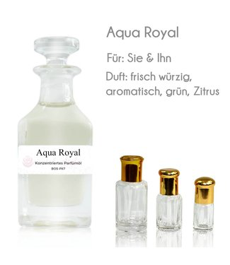 Perfume Oil Aqua Royal