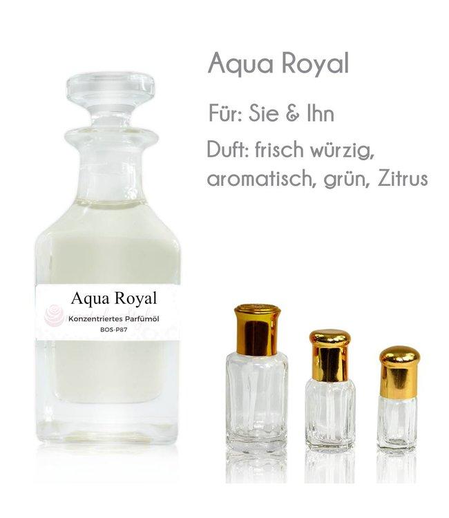 Aqua Royal Parfümöl - Parfüm ohne Alkohol