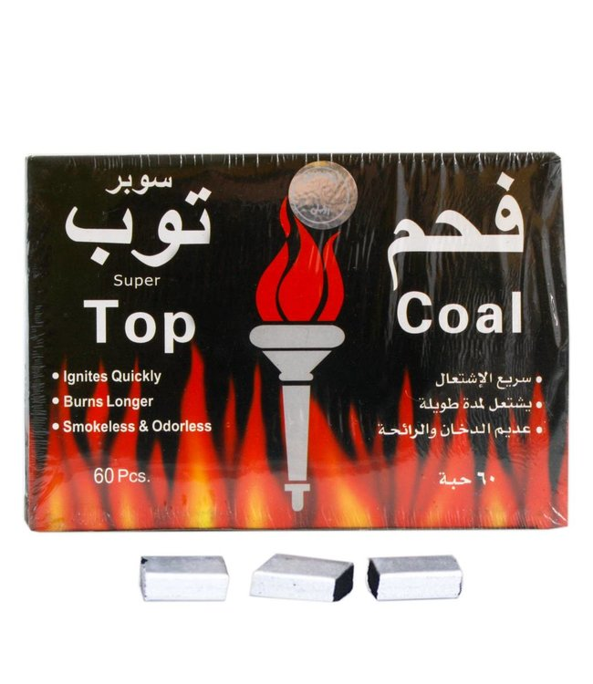 Charcoal Quick igniter tabs pc. (400g)