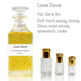 Oriental-Style Perfume Oil Love Dove