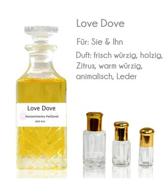 Perfume Oil Love Dove