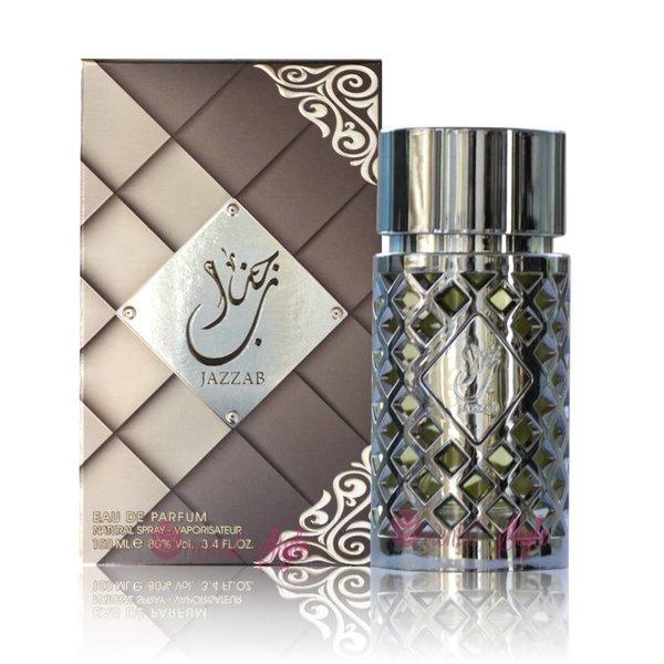 Jazzab Silver Eau de Parfum 100ml Ard Al Zaafaran Spray