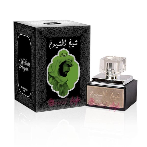 Ard Al Zaafaran Perfumes  Sheikh Al Shuyukh Eau de Parfum 50ml Perfume Spray