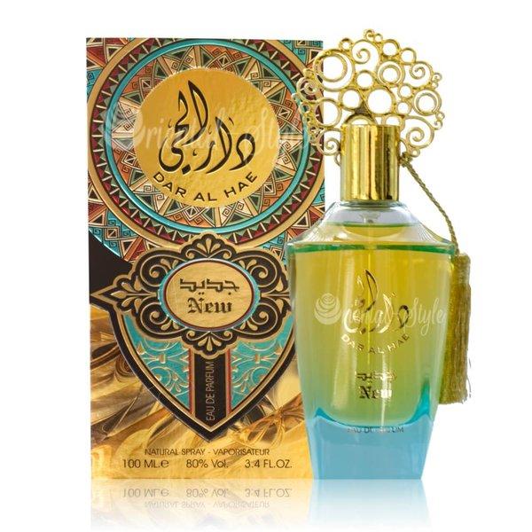 Ard Al Zaafaran Perfumes Dar Al Hae Eau de Parfum 100ml Spray