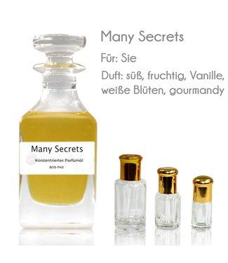 Parfümöl Many Secrets