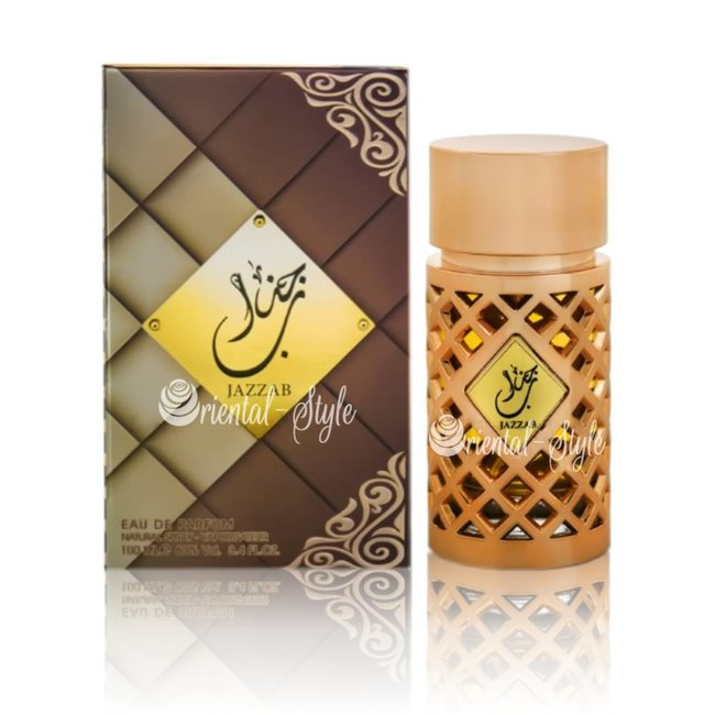 Ard Al Zaafaran Perfumes  Jazzab Eau de Parfum 100ml Ard Al Zaafaran