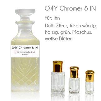 Oriental-Style Parfümöl O4Y Chromer & IN