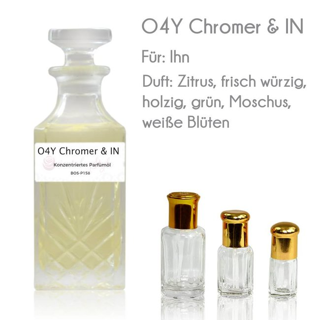 Parfümöl O4Y Chromer & IN