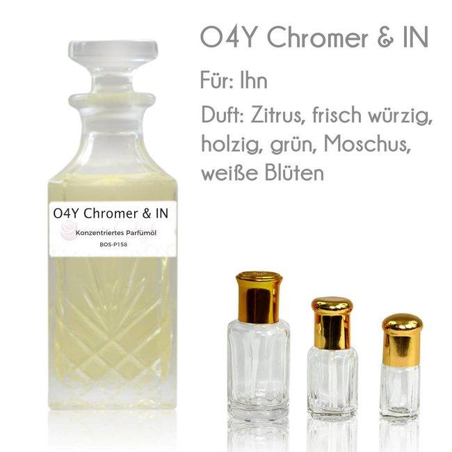 Perfume Oil O4Y Chromer & IN
