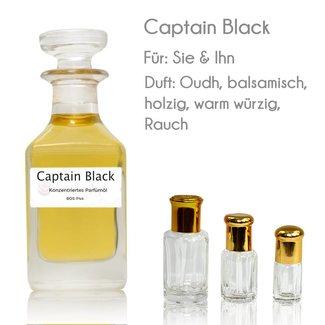 Parfümöl Captain Black