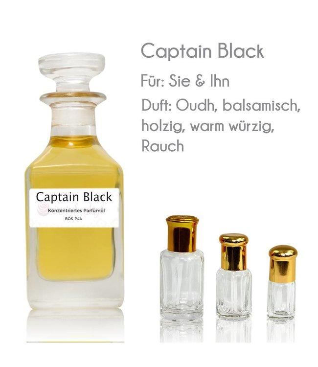 Captain Black Parfümöl - Parfüm ohne Alkohol