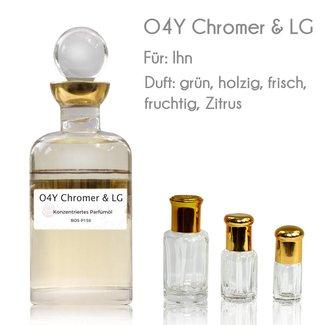 Oriental-Style Perfume Oil O4Y Chromer & LG