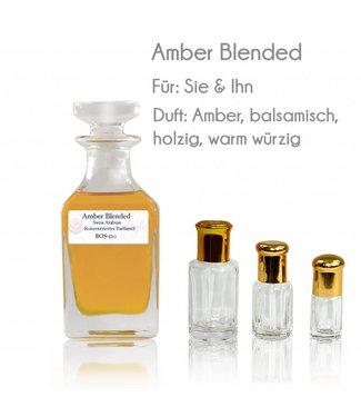 Swiss Arabian Perfume oil Amber Blended