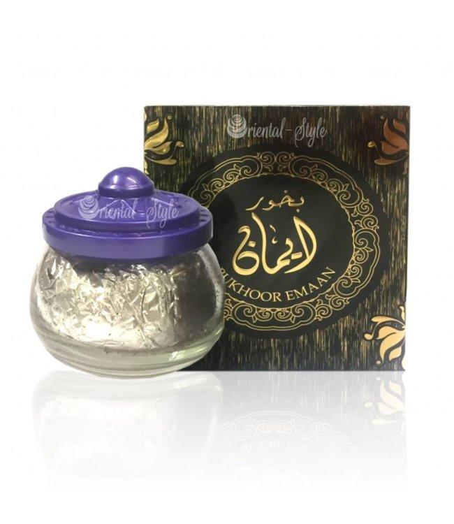 Ard Al Zaafaran Perfumes  Bukhoor Eeman Incense