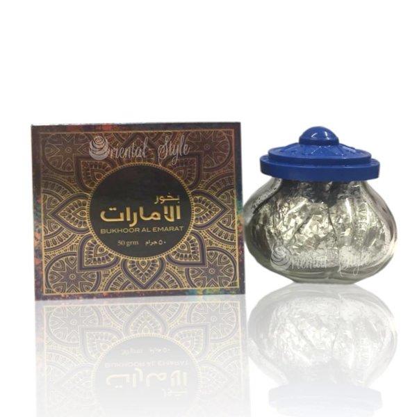 Ard Al Zaafaran Perfumes  Bukhoor Al Emarat Räucherwerk 50g