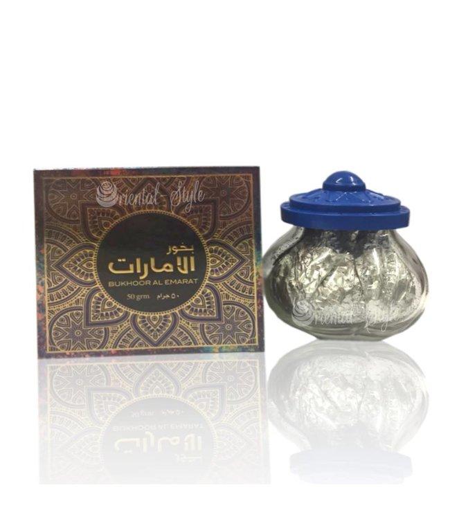 Ard Al Zaafaran Perfumes  Bukhoor Al Emarat Incense 50g