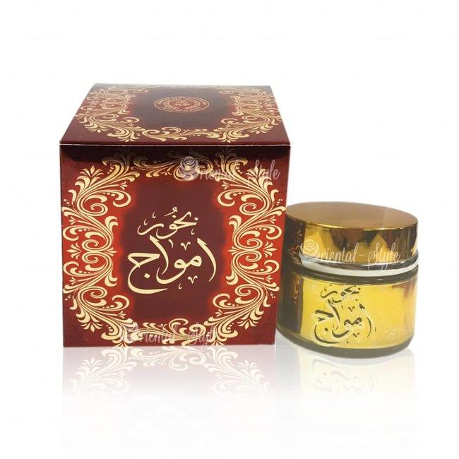 Ard Al Zaafaran Perfumes  Bakhoor Amwaj (50g)