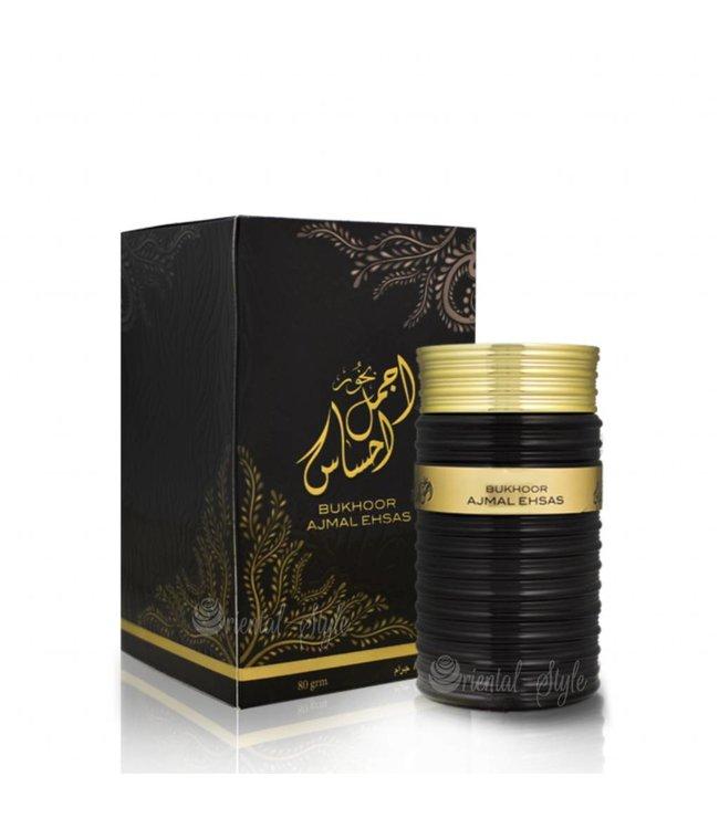 Ard Al Zaafaran Perfumes  Bukhoor Ajmal Ehsas Räucherwerk 80g
