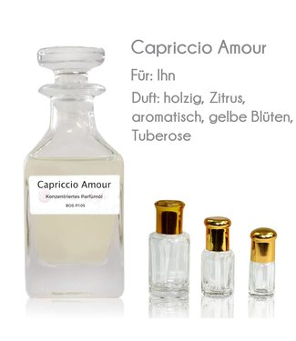 Perfume Oil Capriccio Amour