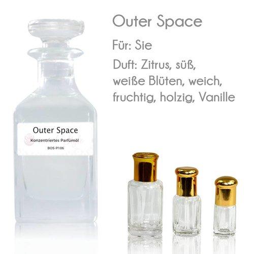 Oriental-Style Parfümöl Outer Space
