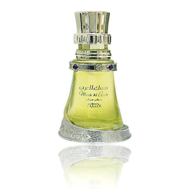 Nabeel Perfumes Parfümöl Musk Al Arab 15ml