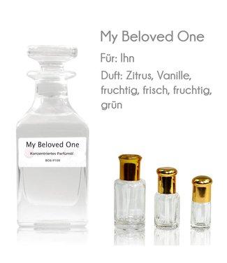 Perfume Oil My Beloved One