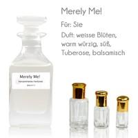 Oriental-Style Merely Me! Parfümöl - Parfüm ohne Alkohol