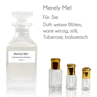 Perfume Oil Merely Me!
