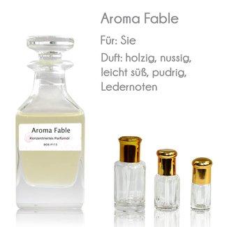 Oriental-Style Parfümöl Aroma Fable