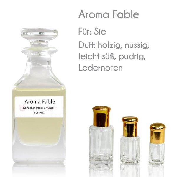 Oriental-Style Aroma Fable Parfümöl - Parfüm ohne Alkohol