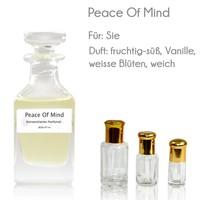 Oriental-Style Peace Of Mind Parfümöl - Parfüm ohne Alkohol